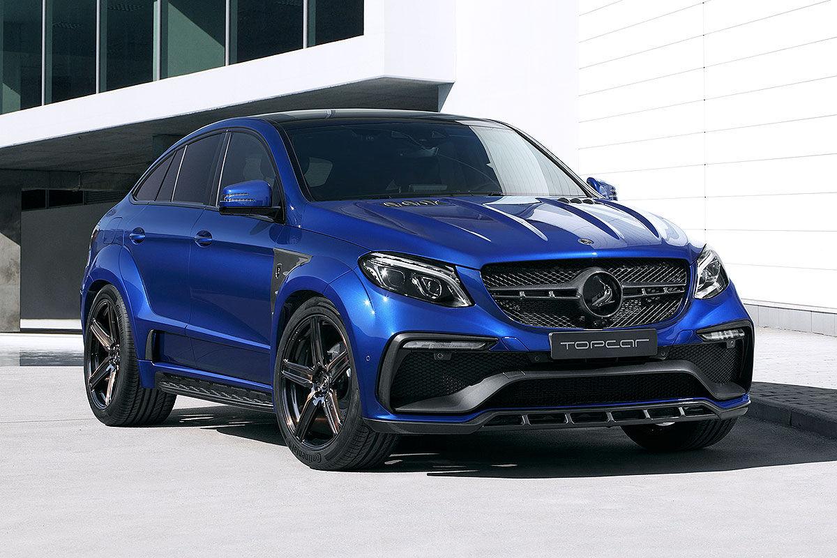 Tuning bersicht mercedes benz bilder for Mercedes benz tuners