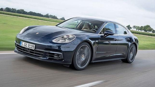 Porsches neue Spritzkanone