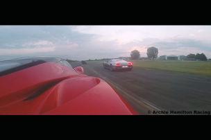 Ferrari LaFerrari vs. Rimac Concept One