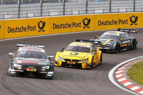 DTM: Fahrerfeld wird reduziert
