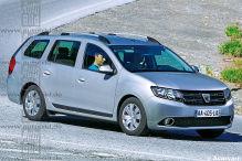Dacia Logan MCV Facelift (2016): Vorstellung