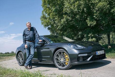 Porsche Panamera II (2016): Fahrbericht