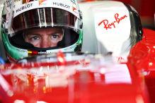 Formel 1: Vettel unter Druck