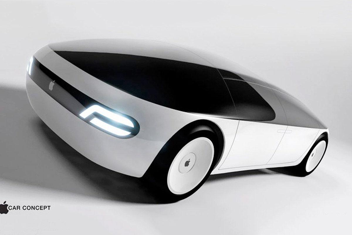 Entwürfe: So könnte ein Apple Car aussehen - Bilder - autobild.de