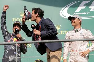 Formel 1: Galerie - Belgien GP