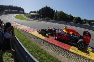 Formel 1: Auftakt in Spa