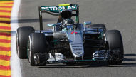 Formel 1: Rosberg holt Pole in Spa