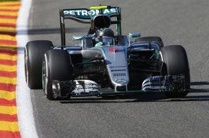 Mercedes ganz vorne und ganz hinten