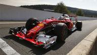 Formel 1: Ferrari aus Reihe zwei