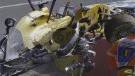 Formel 1: Mega-Crash in Spa