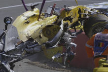 Formel 1: Mega-Crash in Spa