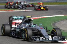 Formel 1: Rosberg gewinnt in Spa
