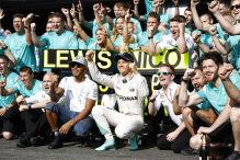 Formel 1: Rosberg vs. Hamilton