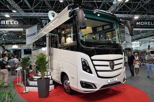 Neue Luxus-Wohnmobile