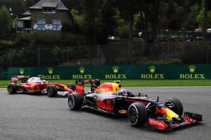 F1: Berger verteidigt Verstappen