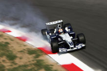 Formel 1: Highspeedkurs Monza