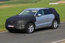 Neues VW SUV gesichtet