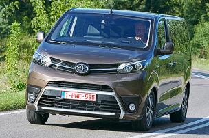 Toyota Proace Verso (2016): Fahrbericht