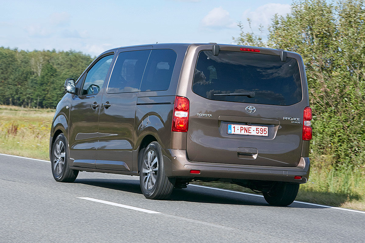 Toyota toyota proace : Toyota Proace Verso Preis – Auto Bild Idee