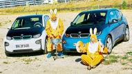 BMW i3 mit mehr Reichweite: Test