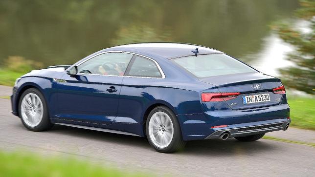 Klassiker Audi A5