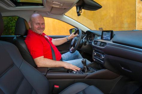 Mazda 6 Facelift (2016): Vorstellung und Fahrbericht