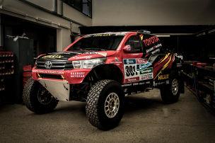 Rallye Dakar: Neuer Toyota