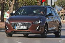 Hyundai i30 (2016): Sitzprobe