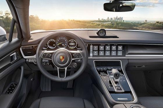 Panamera trifft 918 Spyder