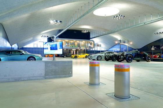 Die spektakulärsten Garagen