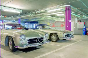 Paläste fürs Auto: Extrem coole Garagen