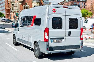 Camper statt SUV?