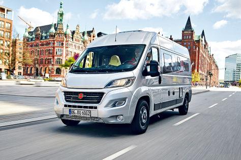 b rstner city car c 600 wohnmobil test. Black Bedroom Furniture Sets. Home Design Ideas