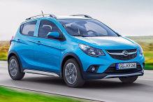 Opel Karls Rocks (2016): Vorstellung