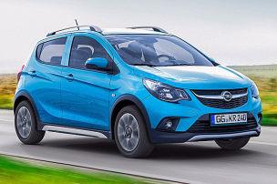 Opel Karl Rocks (2016): Vorstellung