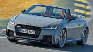 Audi TT RS Roadster (2016): Fahrbericht
