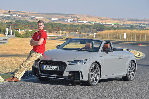 Audi TT RS Roadster !!! SPERRFRIST  12. September 2016	   17:00 Uhr !!!