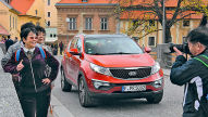 Kia Sportage 2.0 CRDi: 100.000-Kilometer-Dauertest