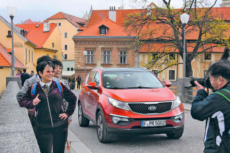 Kia Sportage 2.0 CRDi AWD Spirit: 100.000-Kilometer-Dauertest