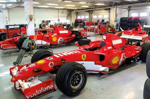 Hauptsache Ferrari