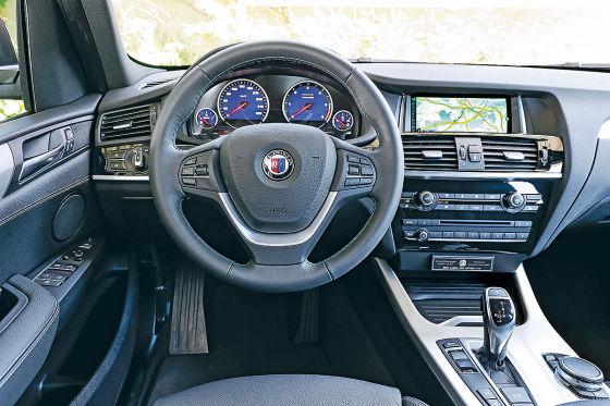 BMW Alpina XD3 Bi-Turbo.