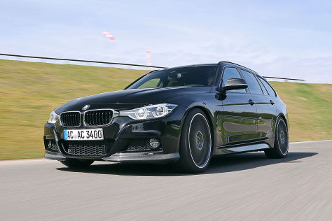AC Schnitzer 340i xDrive Touring