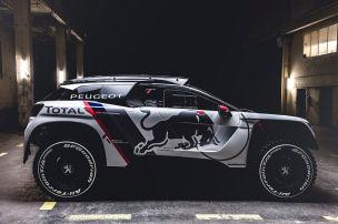 Rallye Dakar: Peugeot 3008 DKR