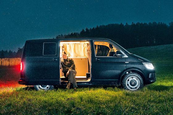 VW T6 Moormann Holzklasse