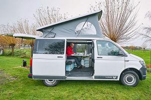 VW T6: Wohnmobil-Test