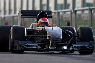 Neue Formel-Serie mit zehn Zylindern