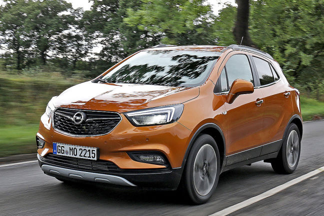 video opel mokka x 2016. Black Bedroom Furniture Sets. Home Design Ideas