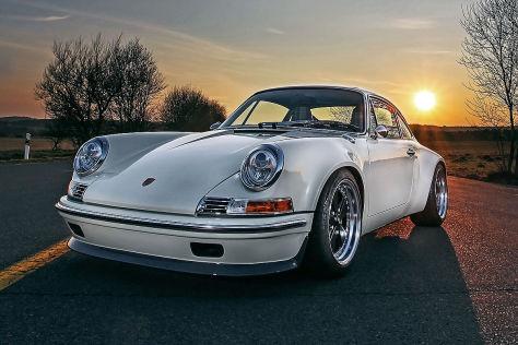 Porsche 911 als Kaege Retro – DVD von AUTO BILD
