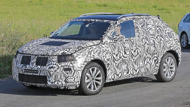 Erlkönig VW Polo-SUV (2018)