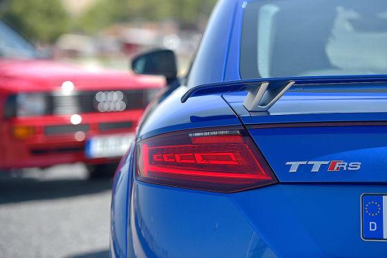 Audi TT RS Audi Sport quattro